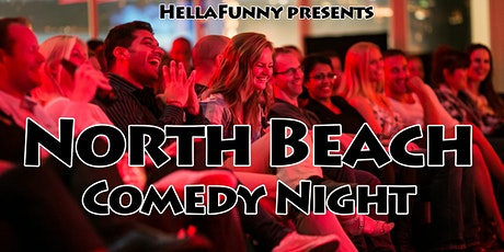 North Beach Comedy Night (Free with RSVP) tickets
