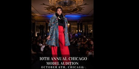 10th Annual Chicago Model Audition  tickets