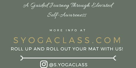 SYoga - Monday Evenings tickets