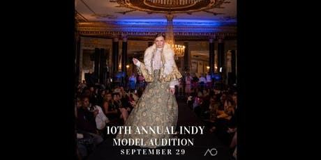 10th Annual Indianapolis Model Audition  tickets