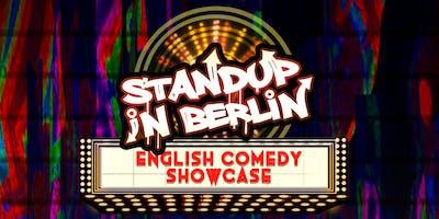 StandUp In Berlin: English Comedy Showcase