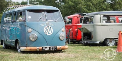 Old Friends Aircooled Only Show