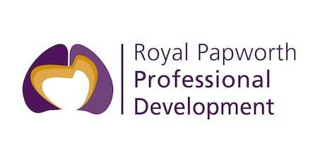 Royal Papworth ECMO Course - November 2019 tickets