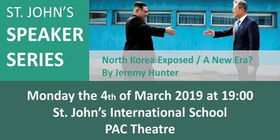 North Korea Exposed / A New Era?  by Jeremy Hunter