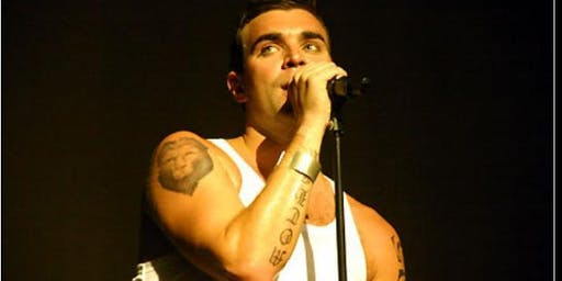 Robbie Williams tribute night in aid of SANDS