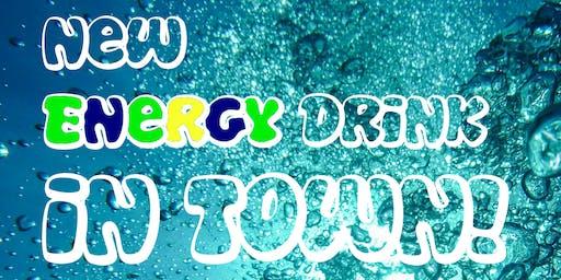nebenberufliches Geschäft starten mit Energy-Drink in Berlin