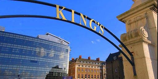 King's HMDC study day