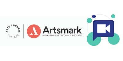 Artsmark *Case Study* Zoom Room Support Session