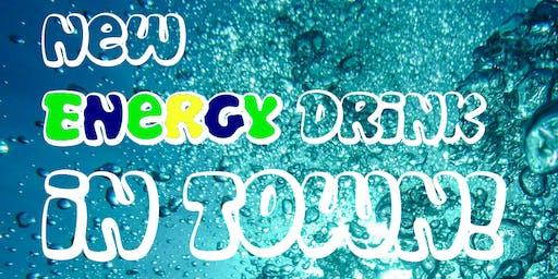 nebenher selbständig machen mit Energy-Drink in Frankfurt