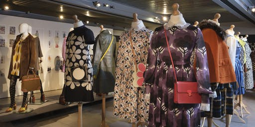 Orla Kiely A Life in Pattern - Thursday Highlights Tour