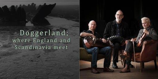 Live at City Arts: Doggerland; North Sea folk music