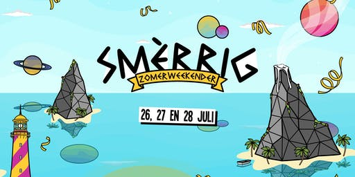 SMÈRRIG Zomerweekender Festival 2019
