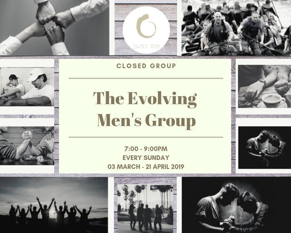 The Evolving Men's Group (Closed Group) with