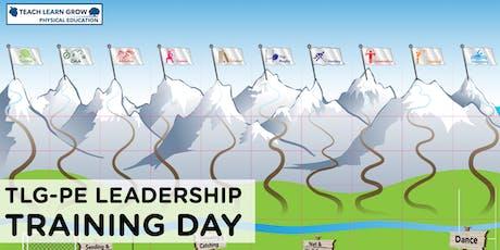 TLG-PE Leadership Training Day tickets