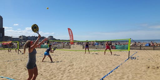 Isle of Wight Beach Tennis Tournament - Wight Wave Beach Fest