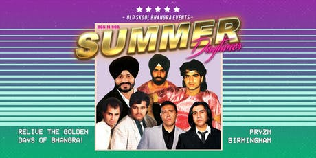 80's n 90's Old Skool Summer Daytimer  tickets