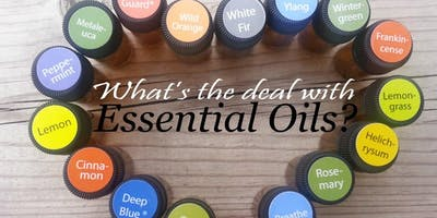 ONLINE Introduction to Essential Oils for better h