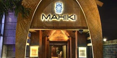 Exclusive Get Together @ Mahiki Kensington with Welcome Drink, dj, Dancing