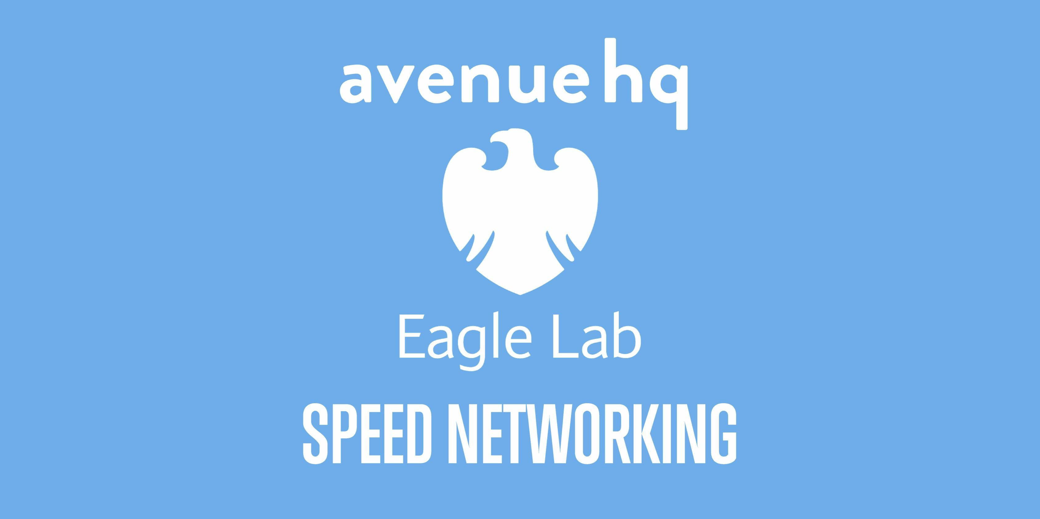 Speed Networking @ Avenue HQ