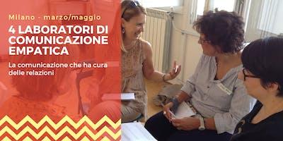 """Empatia e Assertività: corso modulabile di Comunicazione Empatica """"Giraffe in Corso"""""""
