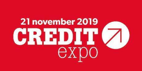 Credit Expo Belgie 2019 tickets