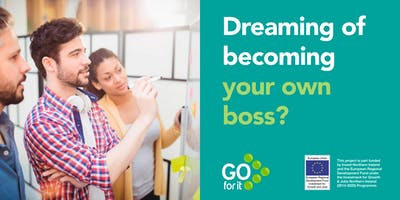 Go for it Information Evening - North City Business Centre Ltd