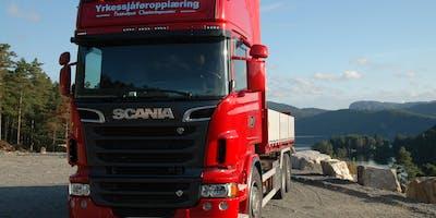 140 t. Grunnutdanning for yrkessjåfører