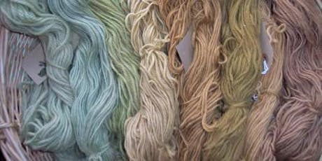 Natural dyeing using  native plants at Bradfield Woods (EWC2806) tickets
