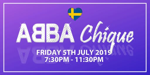 Reigate Manor presents ABBA Chique