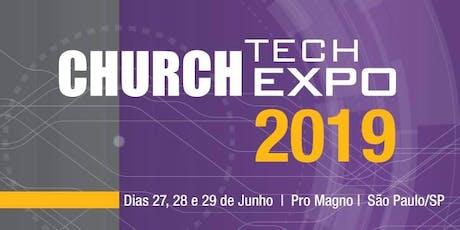 Church Tech Expo 2019 ingressos