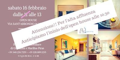 Open House bilocale in vendita Via Sant'Abbondio 16- Milano