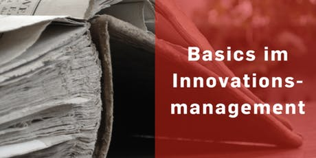 Basics in Innovation Management tickets