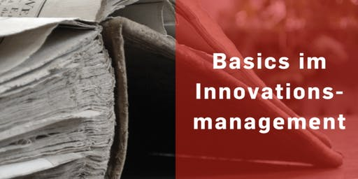 Basics in Innovation Management