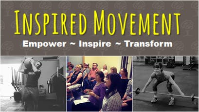 Inspired Movement tickets