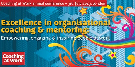 Coaching at Work Annual Conference 2019 tickets