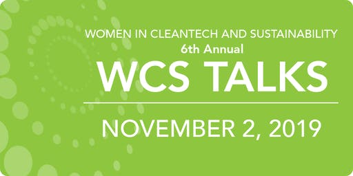 Women in Cleantech & Sustainability WCS Talks @Google