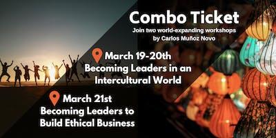 Leadership Combo Tickets: Intercultural World + Bu