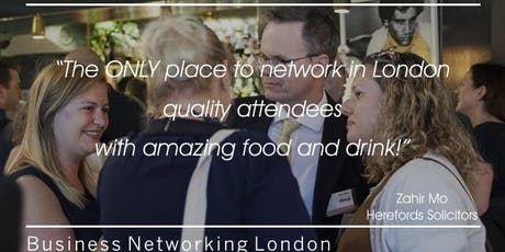 Exclusive Business Networking tickets