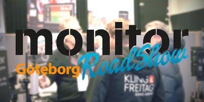 Monitor Roadshow Södra Sverige – Göteborg 22/10 2019