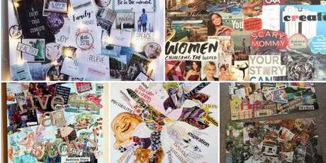 Make Your Own Vision Board tickets