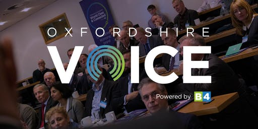 August Oxfordshire Voice Forum