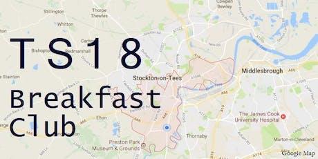 TS18 Breakfast Club June, Sponsored by Allied Irish Bank. tickets