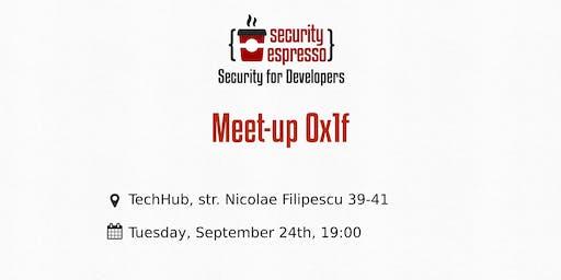 Security Espresso 0x1f