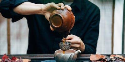 Dégustation de thés japonais Inoue Saryo chez St