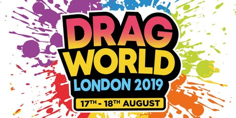 DragWorld 2019 (Olympia, London) tickets