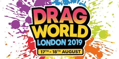 DragWorld 2019 (Olympia, London) tickets