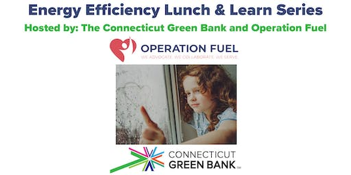 Energy Efficiency Lunch & Learn: Green & Healthy Homes Project Update