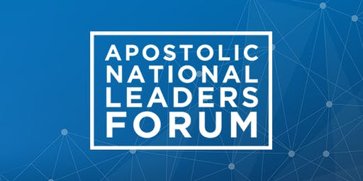Apostolic National Leaders Forum 2020