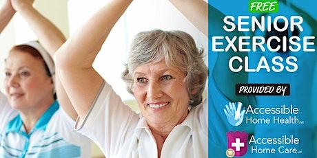 Senior Exercise Class @ Smoky Hill Villa tickets