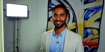 Bobby Seagull is coming to Scarborough #mathsmonth
